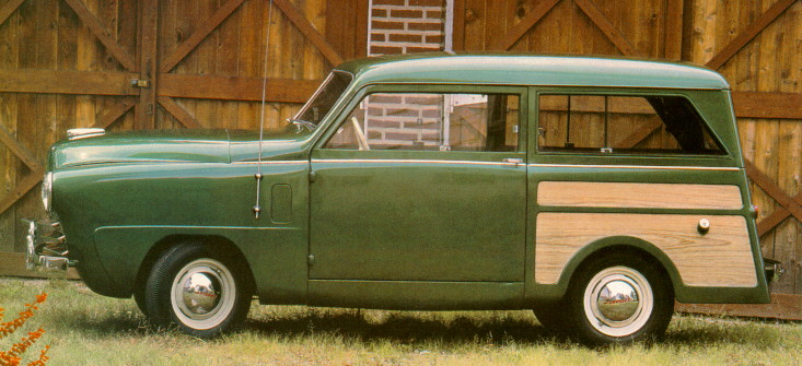 1949 Crosley Stationwagon